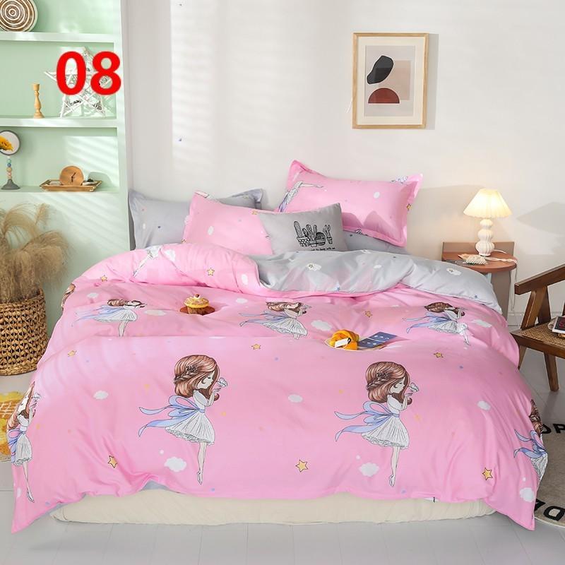 布団カバー セット シングル ベッドカバー 寝具セット 枕カバー おしゃれ 四季通用 北欧風 柔らかい 洗える 防ダニ 洋式和式兼用 セミダブル ダブル クイーンhq|ksmc-shop|09