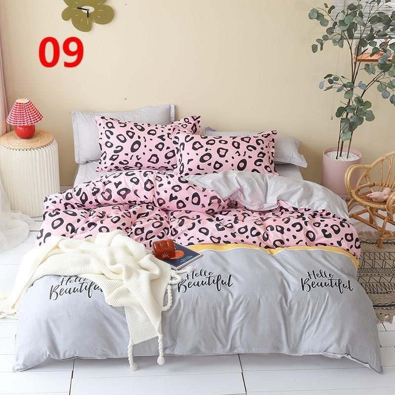 布団カバー セット シングル ベッドカバー 寝具セット 枕カバー おしゃれ 四季通用 北欧風 柔らかい 洗える 防ダニ 洋式和式兼用 セミダブル ダブル クイーンhq ksmc-shop 10