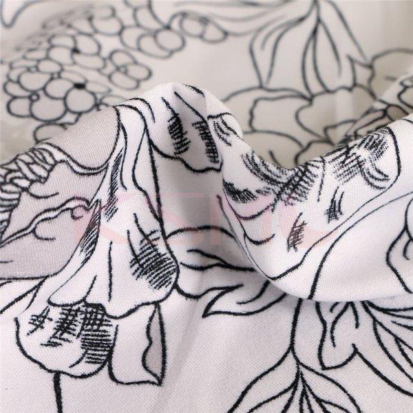 布団カバー 4点セット セミダブル 掛け布団カバー 枕カバー 寝具セット ベッド用 洋式和式兼用 四季通用 肌に優しい ギフト プレゼント 花柄|ksmc-shop|05