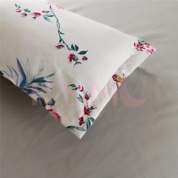 布団カバー 4点セット セミダブル 掛け布団カバー 枕カバー 寝具セット ベッド用 洋式和式兼用 四季通用 肌に優しい ギフト プレゼント 花柄|ksmc-shop|09