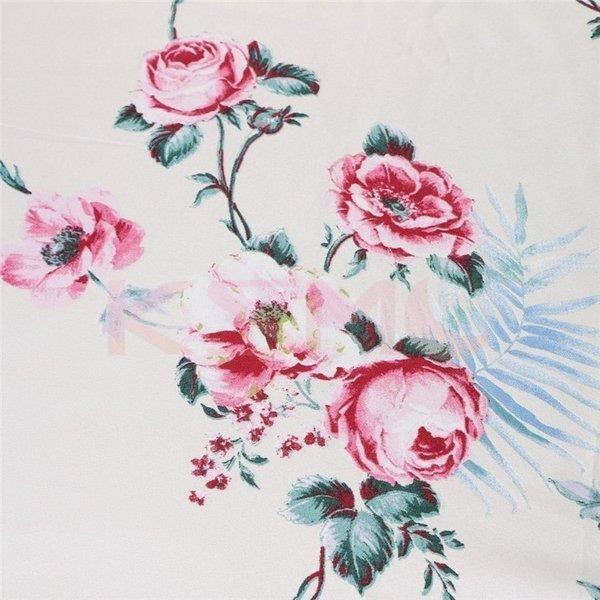 布団カバー 4点セット セミダブル 掛け布団カバー 枕カバー 寝具セット ベッド用 洋式和式兼用 四季通用 肌に優しい ギフト プレゼント 花柄|ksmc-shop|10