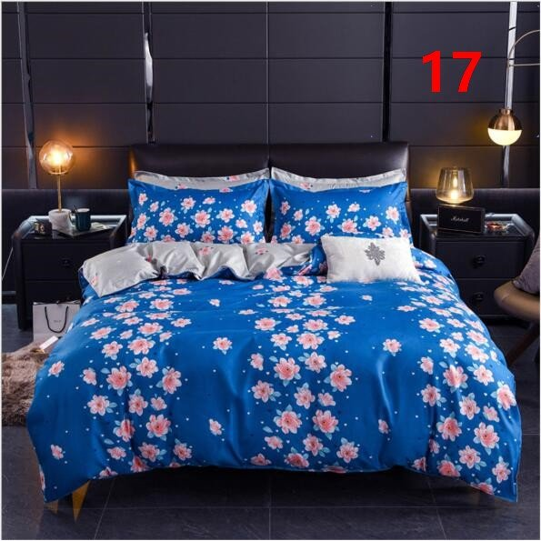 布団カバー シングル 3点セット 寝具セット 枕カバー 掛け布団カバー 寝具カバー 洋式和式兼用 ベッド用 防臭 防ダニ 抗菌 洗える 速乾 かわいい|ksmc-shop|18