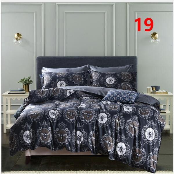 布団カバー シングル 3点セット 寝具セット 枕カバー 掛け布団カバー 寝具カバー 洋式和式兼用 ベッド用 防臭 防ダニ 抗菌 洗える 速乾 かわいい|ksmc-shop|20