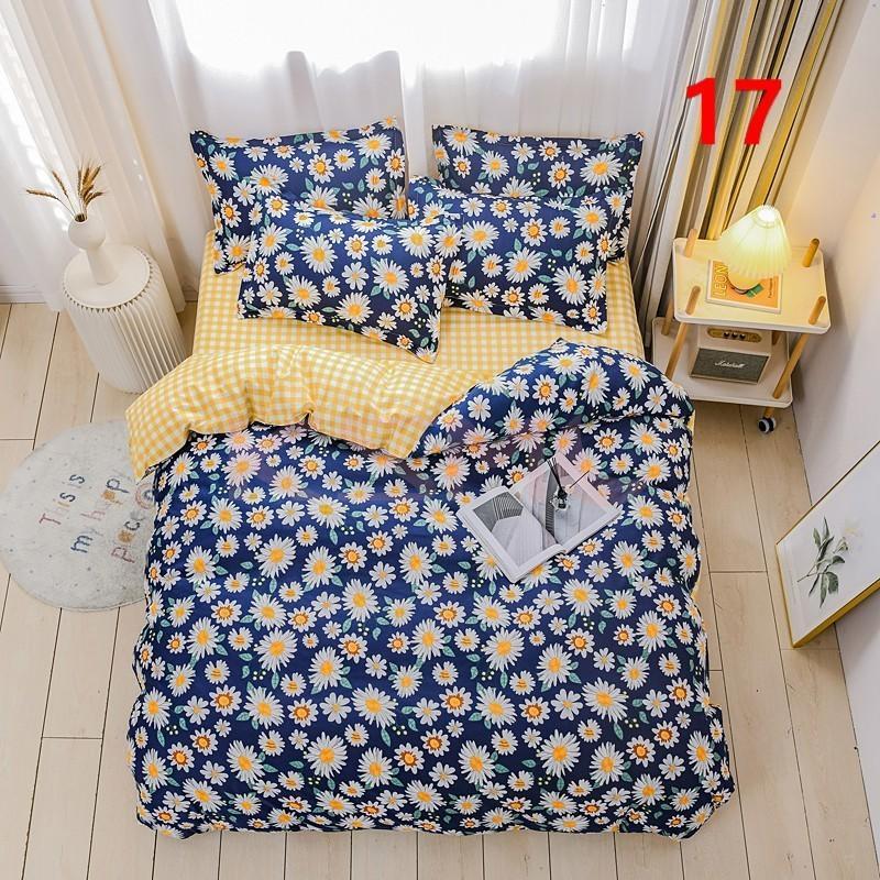 布団カバー 3点セット シングル 150x210cm シーツカバー 寝具セット 枕カバー 掛けカバー ベッド用 洋式和式兼用 洗える 北欧風 柔らかい 防ダニ 抗菌防臭|ksmc-shop|17