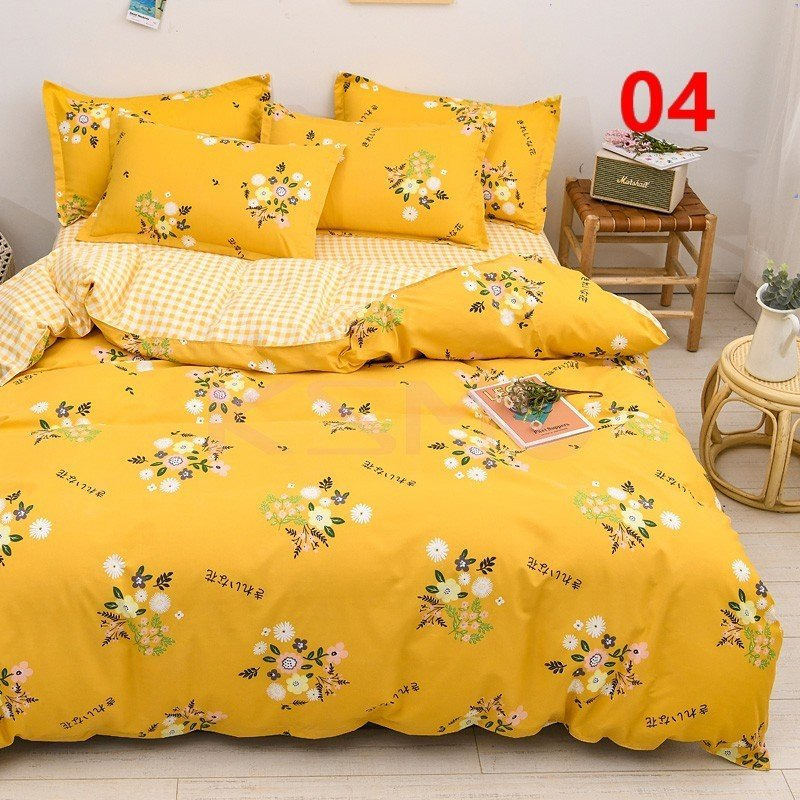 布団カバー 3点セット シングル 150x210cm シーツカバー 寝具セット 枕カバー 掛けカバー ベッド用 洋式和式兼用 洗える 北欧風 柔らかい 防ダニ 抗菌防臭|ksmc-shop|05