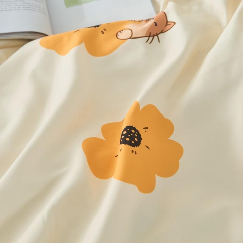 布団カバー 3点セット 寝具セット 枕カバー 掛け布団カバー 寝具カバー 洋式和式兼用 ベッド用 シングル 防臭 防ダニ 抗菌 洗える 速乾 かわいい|ksmc-shop|15