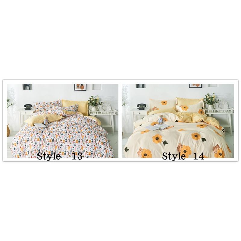 布団カバー 3点セット 寝具セット 枕カバー 掛け布団カバー 寝具カバー 洋式和式兼用 ベッド用 シングル 防臭 防ダニ 抗菌 洗える 速乾 かわいい|ksmc-shop|20