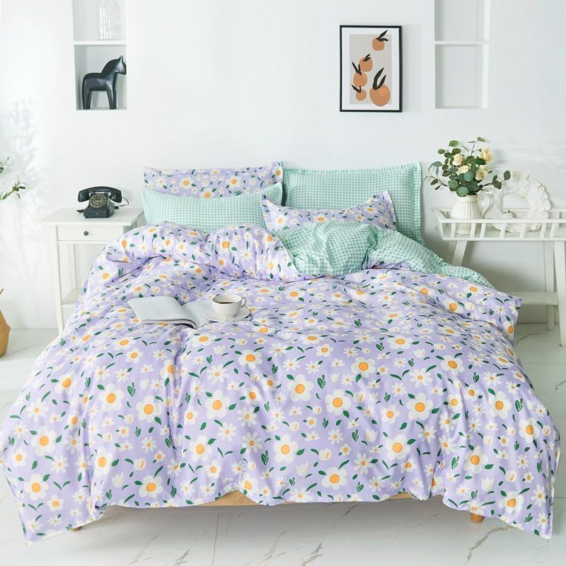 布団カバー 3点セット 寝具セット 枕カバー 掛け布団カバー 寝具カバー 洋式和式兼用 ベッド用 シングル 防臭 防ダニ 抗菌 洗える 速乾 かわいい|ksmc-shop|06