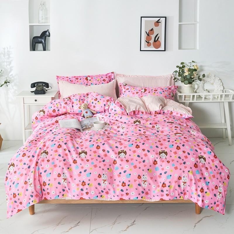 布団カバー 3点セット 寝具セット 枕カバー 掛け布団カバー 寝具カバー 洋式和式兼用 ベッド用 シングル 防臭 防ダニ 抗菌 洗える 速乾 かわいい|ksmc-shop|08