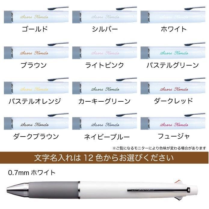 ジェットストリーム 名入れ無料 彫刻 送料無料 三菱鉛筆 4&1 多機能ペン 限定 新発売 ボールペン シャープペン 記念品 プレゼント 卒業 入学 就職 半永久的 kss-s 12