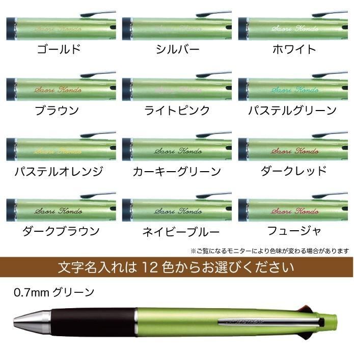 ジェットストリーム 名入れ無料 彫刻 送料無料 三菱鉛筆 4&1 多機能ペン 限定 新発売 ボールペン シャープペン 記念品 プレゼント 卒業 入学 就職 半永久的 kss-s 16