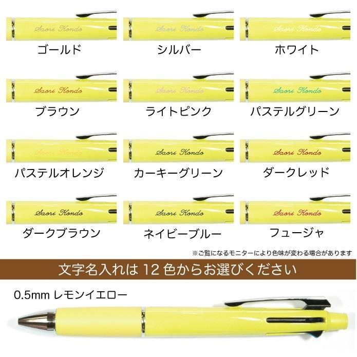 ジェットストリーム 名入れ無料 彫刻 送料無料 三菱鉛筆 4&1 多機能ペン 限定 新発売 ボールペン シャープペン 記念品 プレゼント 卒業 入学 就職 半永久的 kss-s 20