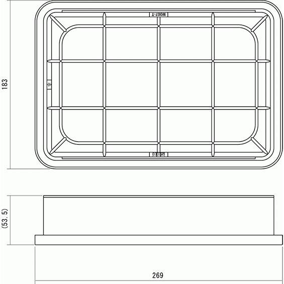HKS スーパーエアフィルター ランサーエボリューションX CZ4A 70017-AM107 1500A023 エアクリーナーエレメント エアクリ|ktspartsshop2|03