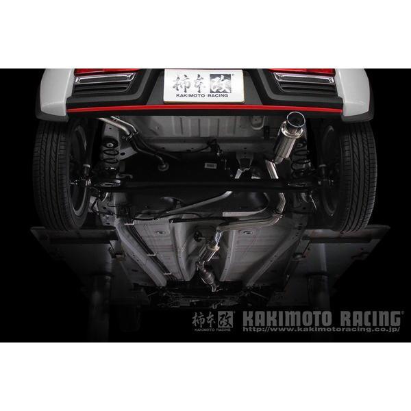 柿本改 GTボックス06&S マフラー アルトワークス DBA-HA36S S44335 KAKIMOTO RACING 柿本 カキモト GTbox06&S スポーツマフラー|ktspartsshop2|06