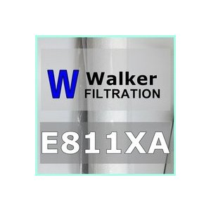 Walker Filtration社 E811XA互換エレメント(グレードXAエアフィルター A105XA用)