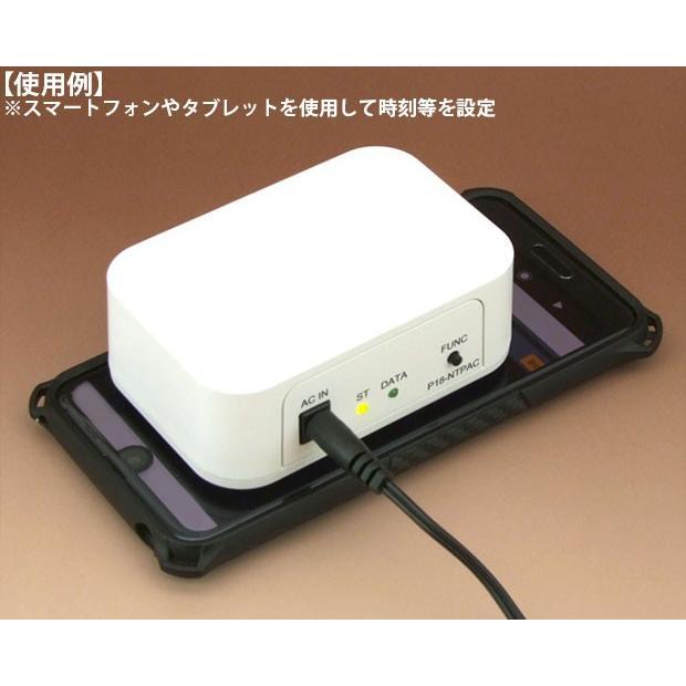 AC同期式時刻送信機 〜ポスト投函便不可〜 (ケイシーズ P18-NTPAC) kugadenllc 05