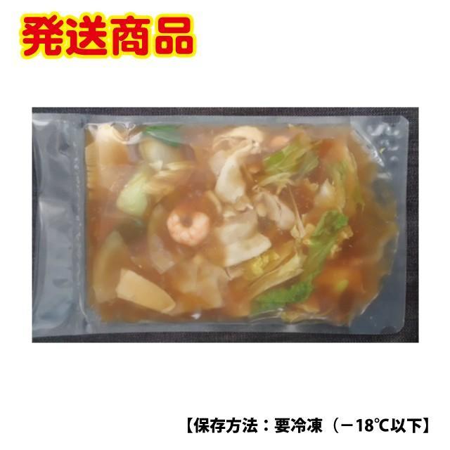 中華丼の具 一膳のご飯で本格中華丼 kuihuku-hourai 03
