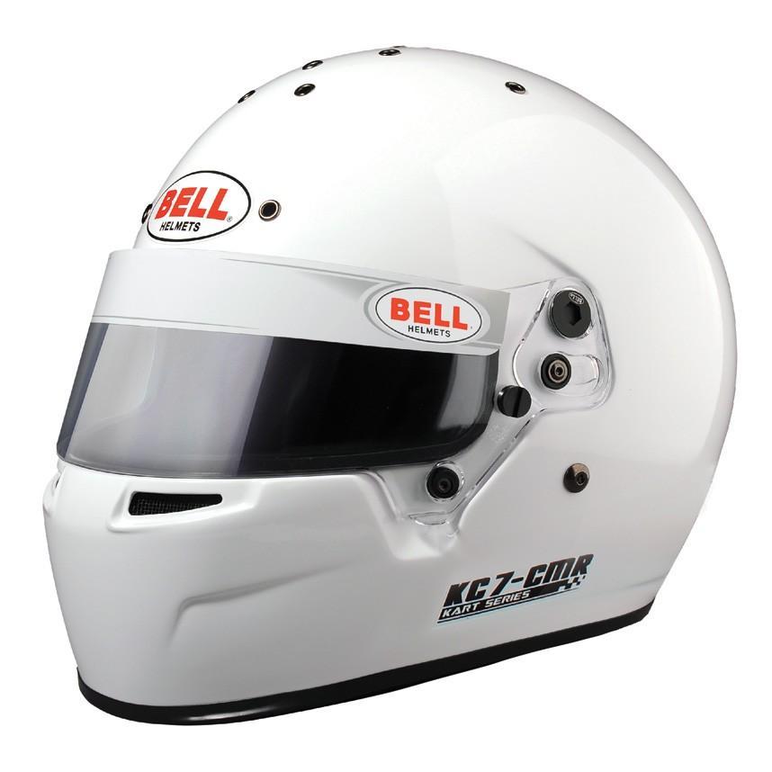 【超安い】 ☆【Bell】KC7-CMR カート ヘルメット サイズ 53cm, マイサカチョウ bba1e3ba