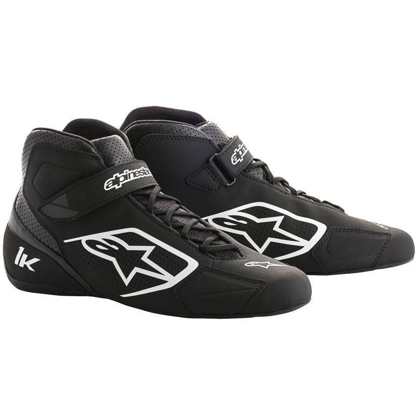 【超目玉枠】 ☆【Alpinestars】Tech 37 1-Kカートブーツ 黒、白 4 UK UK 4/ Eur 37, 向島町:86b20fb3 --- airmodconsu.dominiotemporario.com