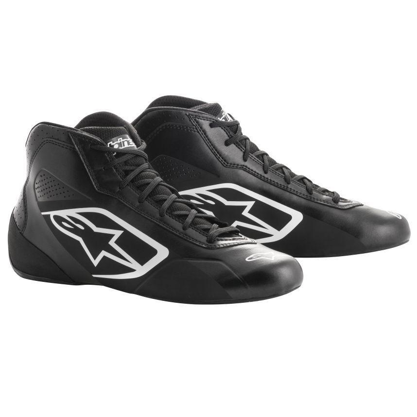 日本製 ☆【Alpinestars】Tech 1-Kカートスタートブーツ 黒、白 UK 10 / Eur 44, ギフトハウス AGコンシェル 7f906b30