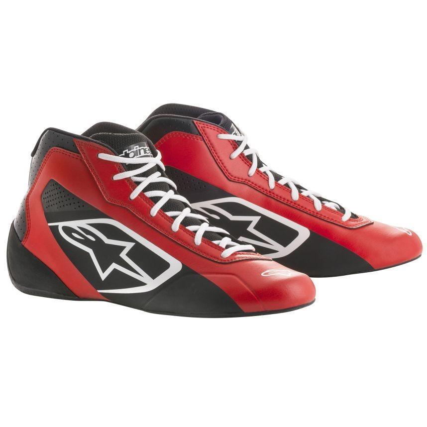 ☆【Alpinestars】Tech 1-Kカートスタートブーツ 赤/黒/白 UK 11 / Eur 45.5
