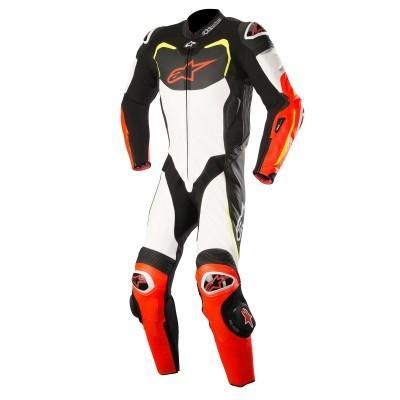 人気が高い  ☆【Alpinestars -/ GP Pro 1 Piece Leather Motorcycle Suit Red - Tech Air Bag Compatible Black/ White/ Red Fluro/ Yellow Fluro | UK 42/ Eur 52, ステッキ杖の歩くらぶ:acac8199 --- airmodconsu.dominiotemporario.com