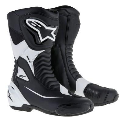注目 ☆【Alpinestars】アルパインスターズ バイク用ブーツ ライディングシューズ SMX SMX S S/ Motorcycle Boot Black/ White | UK 11/ Eur 46, 菊池市:ca89c16a --- airmodconsu.dominiotemporario.com