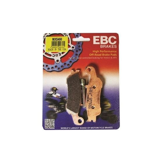 ☆【EBC】ブレーキMXSシリーズMoto-Xレースパッド-MXS135