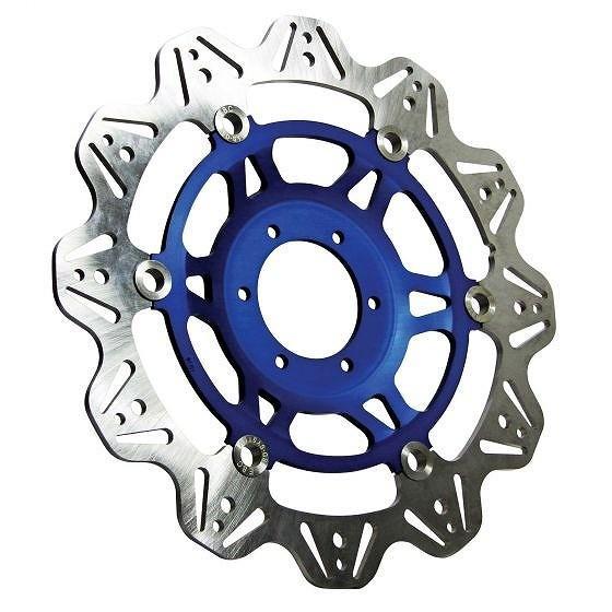 ☆【EBC】ブレーキビーシリーズブルーハブオートバイブレーキディスク-VR800BLU