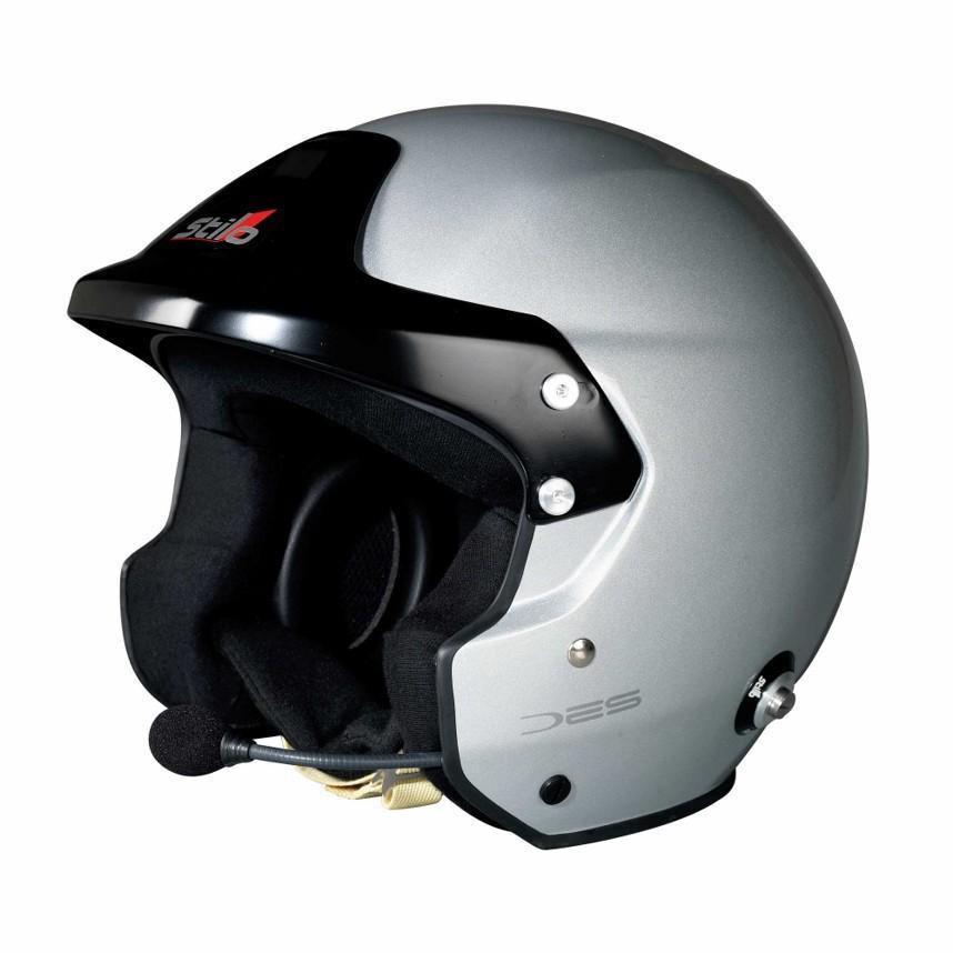 ☆【Stilo】トロフィーDES RALLYヘルメット サイズ XXL(63cm)HANS CLIP 無し