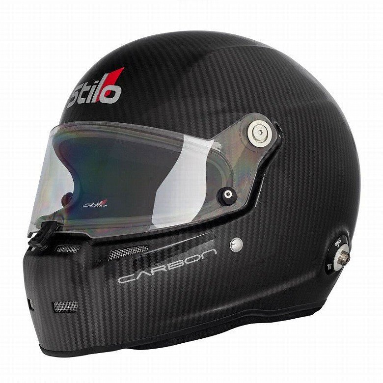【爆売り!】 ☆ HANS【Stilo】ST5F Nカーボンヘルメット HANS CLIP 無し CLIP 無し, BELLEshop:7205ab76 --- airmodconsu.dominiotemporario.com