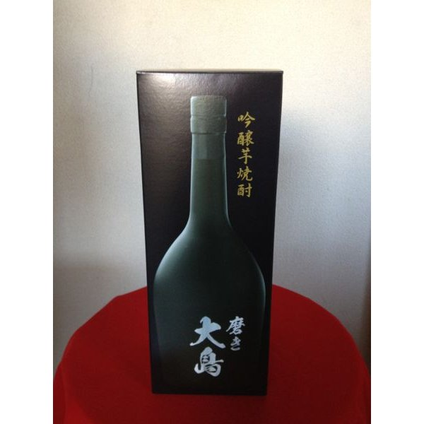 磨き大島 720ml 23度 長崎大島醸造 箱付き  |kumagawa