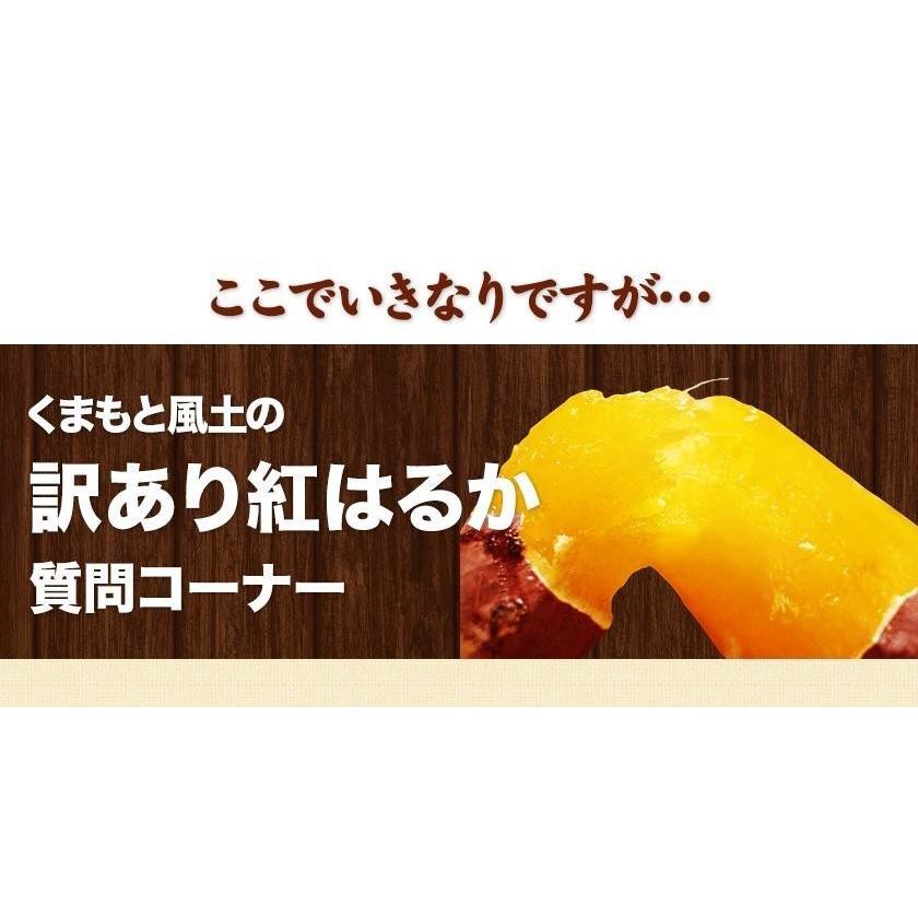 訳あり 紅はるか 1kg 熊本県産 送料無料 2セットで1セット分おまけ 大中小サイズ混合(不選別) さつまいも 3-7営業日以内に出荷予定(土日祝日除く)|kumamotofood|13