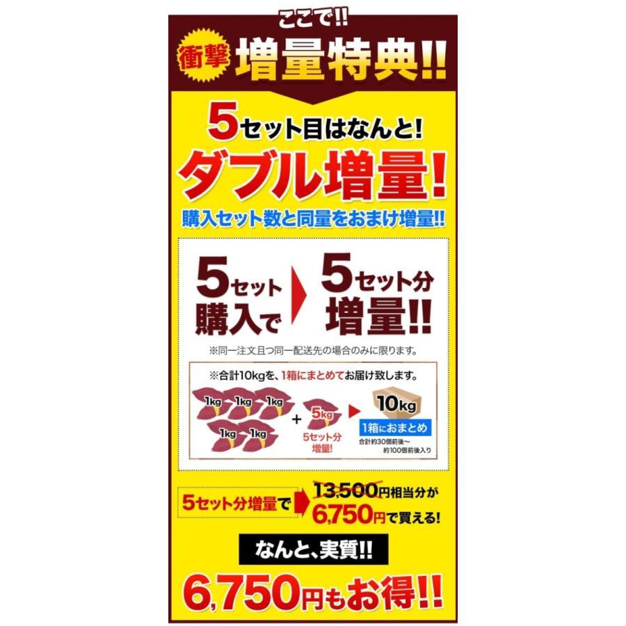 訳あり 紅はるか 1kg 熊本県産 送料無料 2セットで1セット分おまけ 大中小サイズ混合(不選別) さつまいも 3-7営業日以内に出荷予定(土日祝日除く)|kumamotofood|09