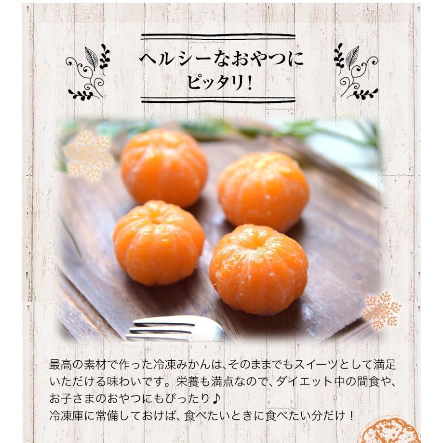 熊本県産 冷凍 小玉 みかん 皮むき 1.5kg 500g×3袋 送料無料 2s~3s 2s 3sサイズ 柑橘 2セット購入で1セットおまけ  7-14営業日以内に出荷予定 土日祝日除く|kumamotofood|18