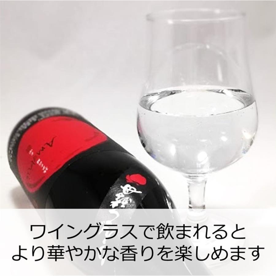 日本酒 辛口 天吹 純米大吟醸 りんご酵母 誕生日 夫婦 記念日 転職 720ml|kumanonamida|03