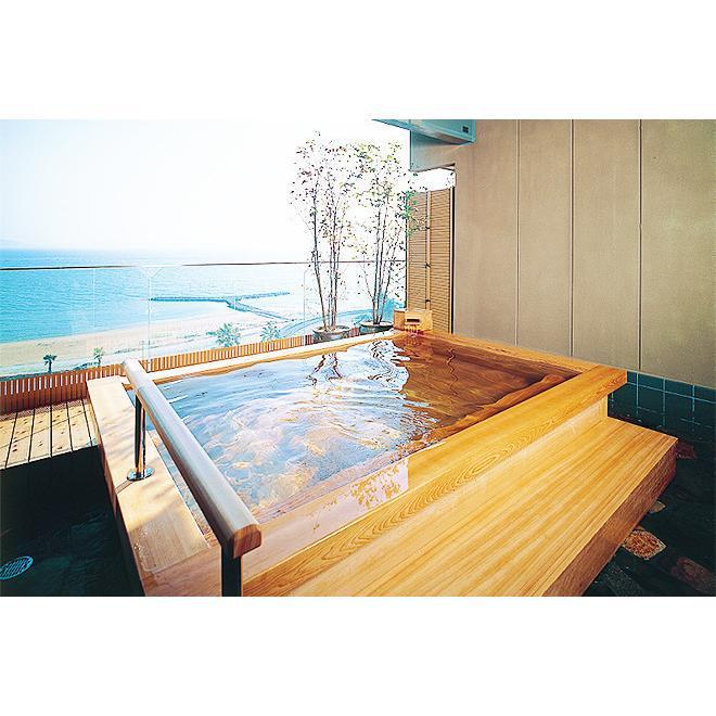 【愛知・西浦温泉】1泊2食付☆アワビなど選べる3種の豪華海鮮会席|kumapon-shop