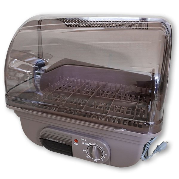 セール特別価格 宅配便送料無料 金澤工業 食器乾燥機 KB3-C