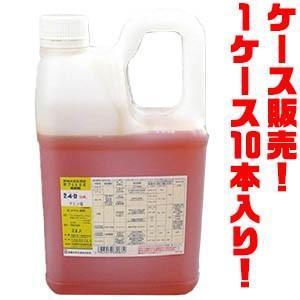 日産化学工業 除草剤 2-4Dアミン塩 2L ×10入り