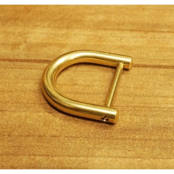 21mm ネジ式 手カン 真鍮生地 定番スタイル ブラス kume59-21 人気ブランド