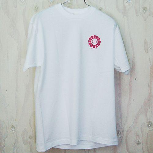 3.11復興支援Tシャツ2周年|kumeseni|02