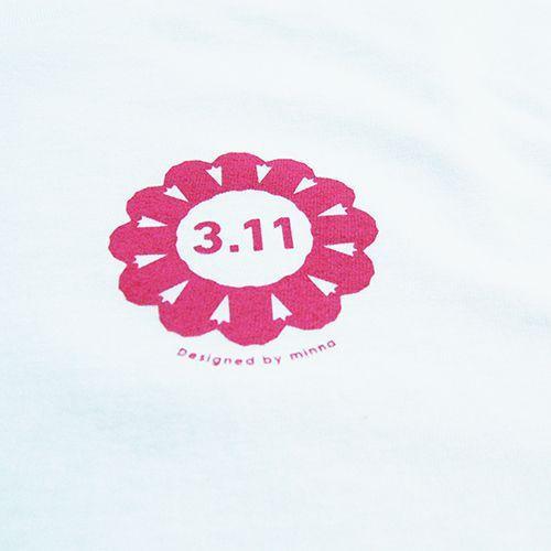 3.11復興支援Tシャツ2周年|kumeseni|03