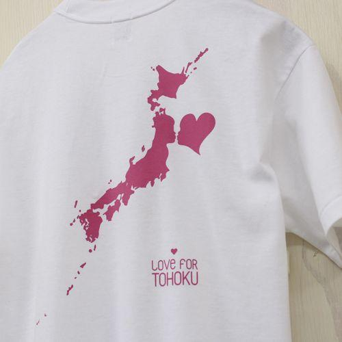 3.11復興支援Tシャツ2周年|kumeseni|05