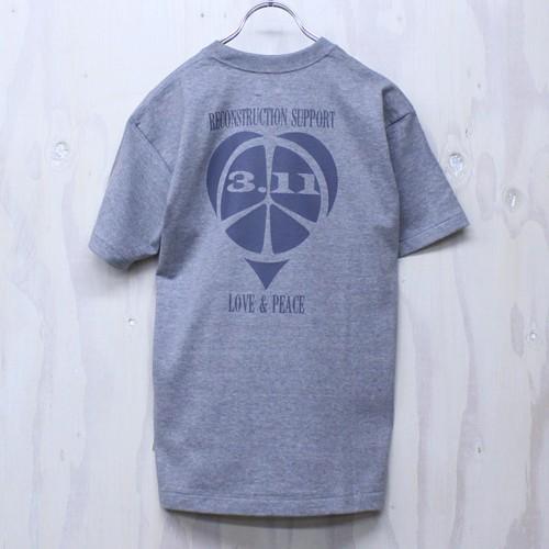 3.11復興支援Tシャツ4周年|kumeseni