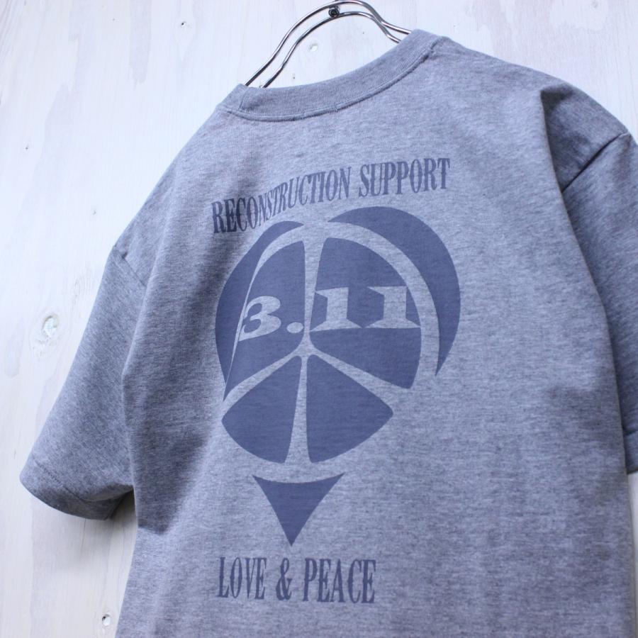 3.11復興支援Tシャツ4周年|kumeseni|02