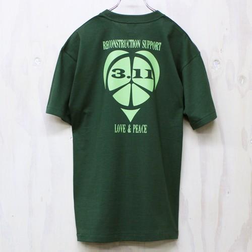 3.11復興支援Tシャツ4周年|kumeseni|03