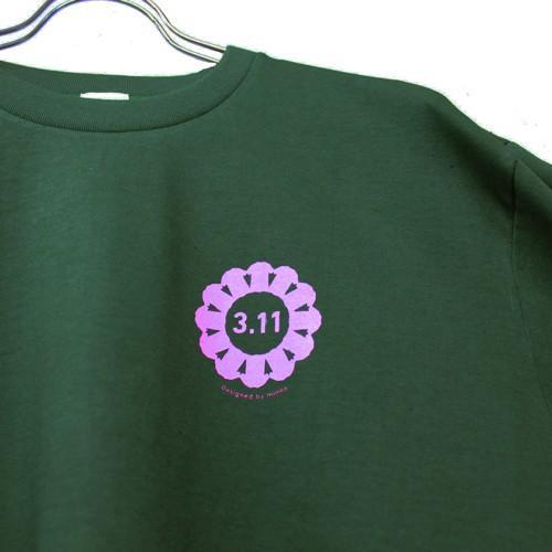 3.11復興支援Tシャツ4周年|kumeseni|04