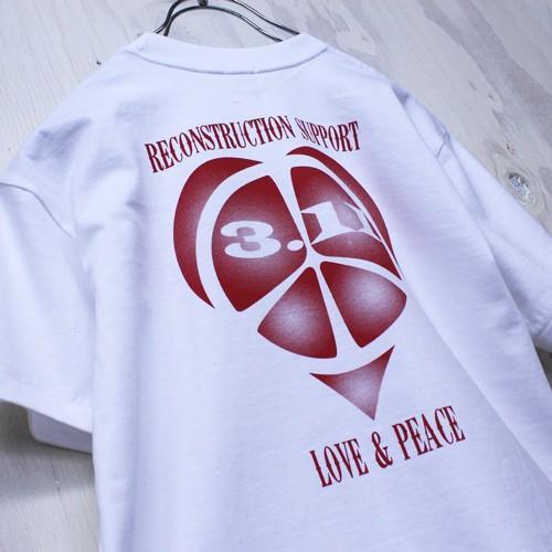3.11復興支援Tシャツ4周年|kumeseni|05