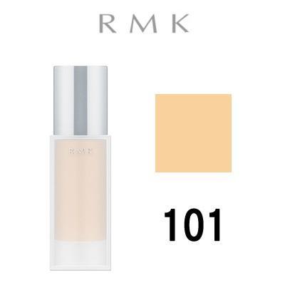 RMK ジェルクリーミィファンデーション 101 30g +( リキッドファンデーション / アールエムケー ) - 定形外送料無料 -wp|kumokumo-square