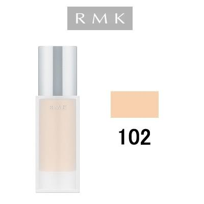 RMK ジェルクリーミィファンデーション 102 30g +( リキッドファンデーション / アールエムケー ) - 定形外送料無料 -wp|kumokumo-square